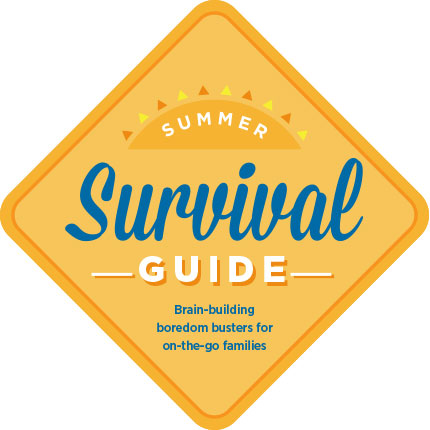 FREE Summer Survival Guide