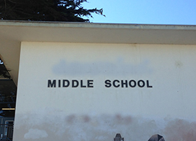 Choosing a middle school