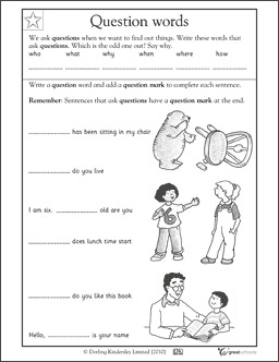 Worksheets & activities for spring break | GreatKids