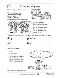 poetry worksheets and activities writing greatschools. Black Bedroom Furniture Sets. Home Design Ideas