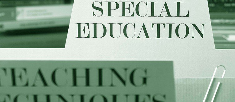 Doctoral Dissertation Special Education