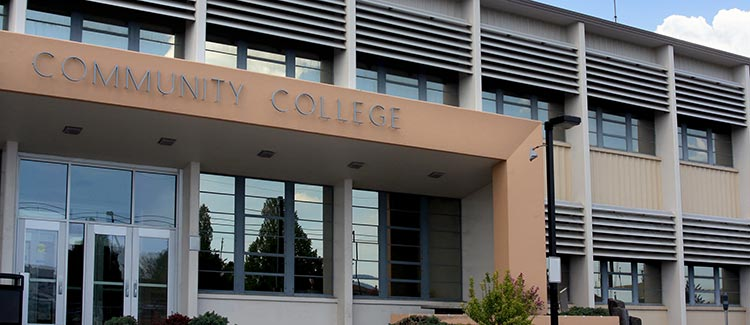 why community college Those community college presidents, alongside community and technical  college system board chairman bob brown, also noted that.