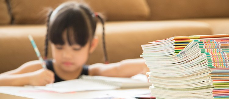 Do our kids have too much homework marian wilde