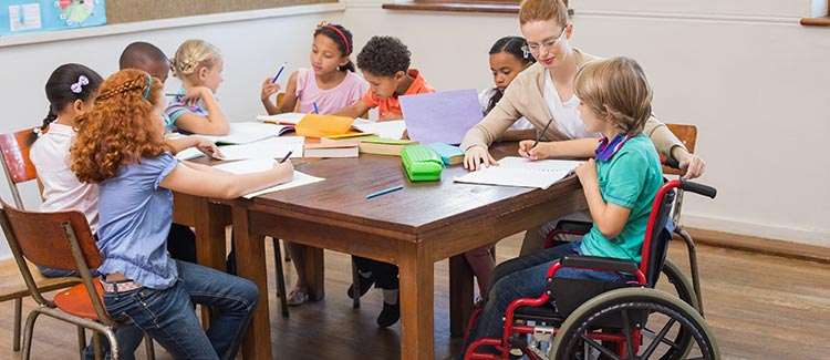 a discussion on the importance of providing education for children with special needs The importance of education for children with  education for children with special needs  • to identify children with special needs in their classes.