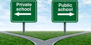Private versus public | Parenting