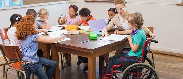 Image result for What rights does a disabled child have at school?