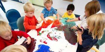Art Project Brain Kindergarten