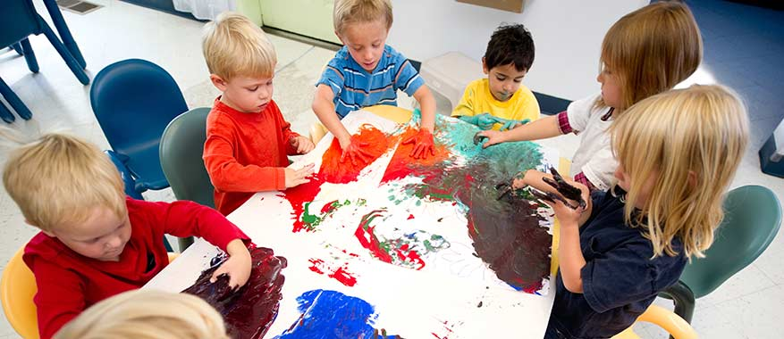 importance of art in preschool what to expect in preschool parenting 847