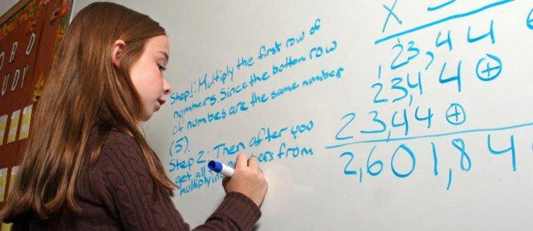Less is more: math under Common Core