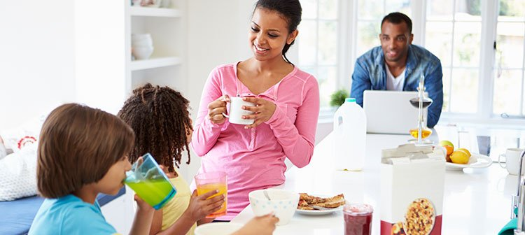 How to beat the morning rush | Parenting