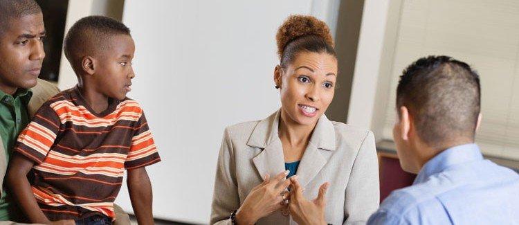 Middle and high school parent-teacher conferences | Parenting