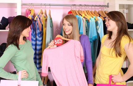 tips on clothes shopping with your tween or greatkids
