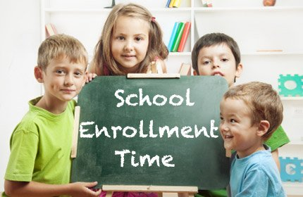 School enrollment requirements | Parenting