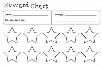 Reward chart for kids greatkids