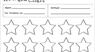 photograph relating to Reward Chart Printable titled Positive aspects chart for young children Parenting