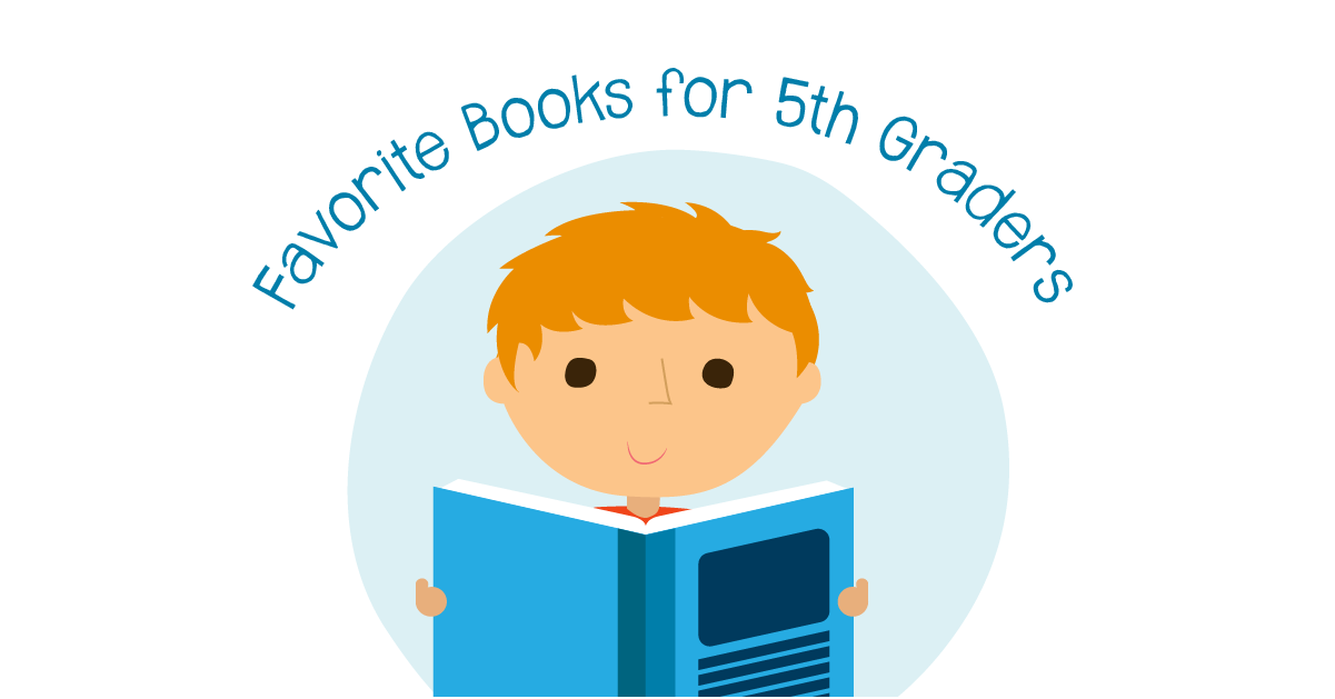 Favorite Books For 5th Graders