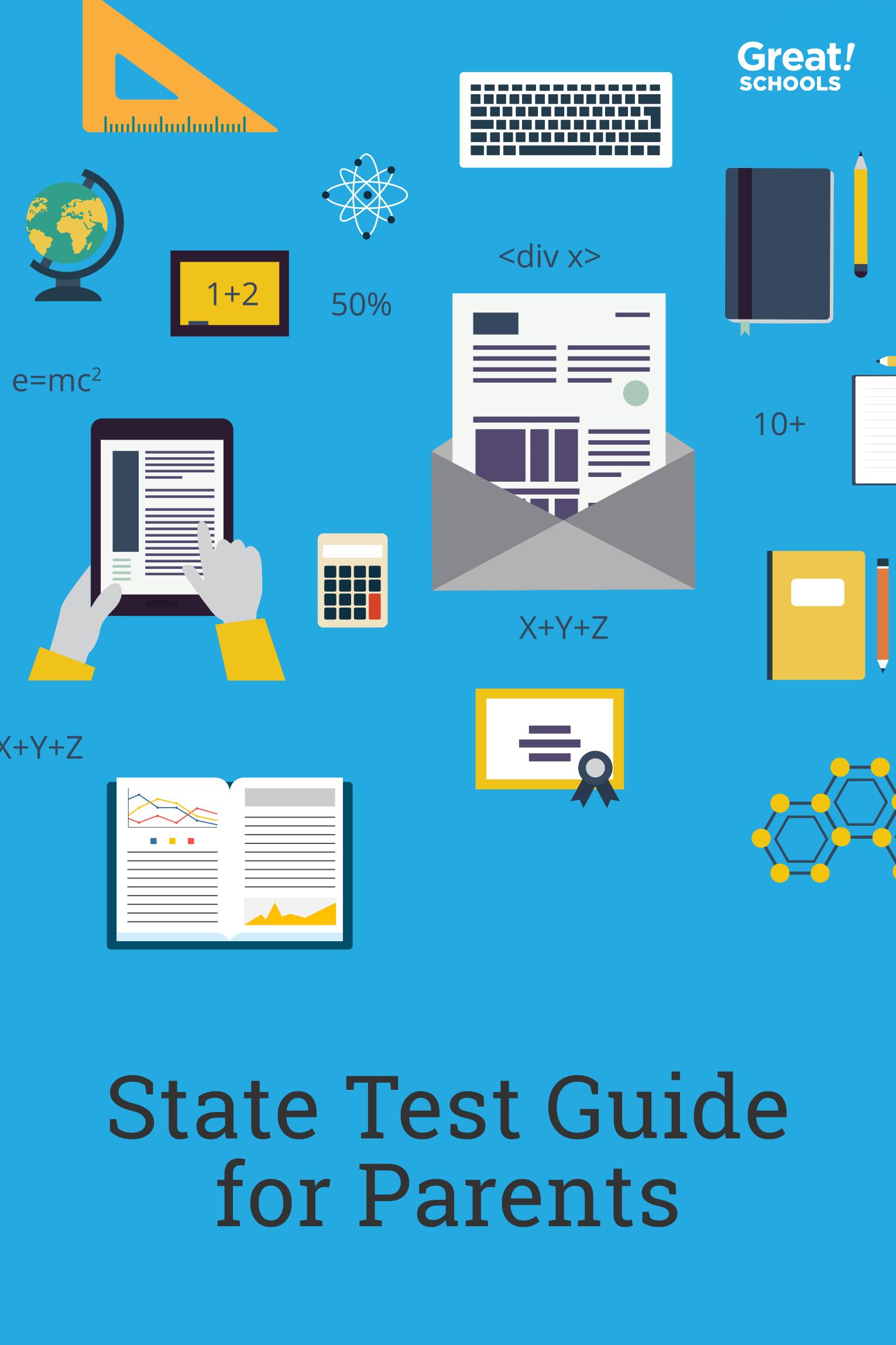 Worksheet Grade Schools.org greatschools state test guide for parents partner toolkit pinterest assets