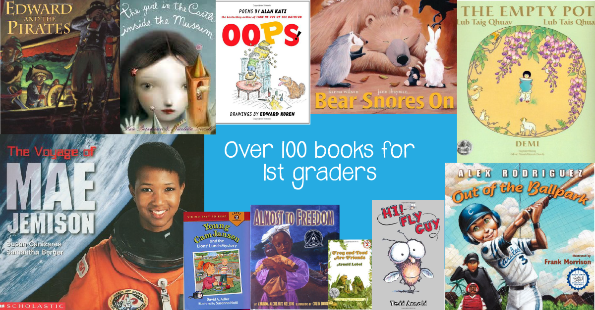Favorite 1st Grade Books