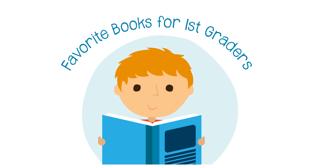 Favorite books for 1st graders Book lists | GreatSchools org