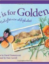 G is for Golden- A California Alphabet