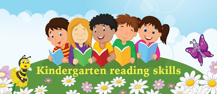 Image result for kindergarten reading
