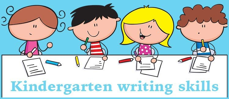 Our 5 favorite kindergarten writing worksheets – Writing for Kindergarten Worksheets