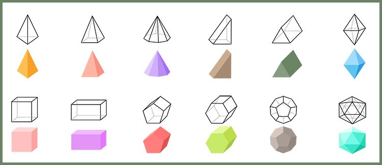 2nd grade geometry worksheets 3D shapes – 2nd Grade Geometry Worksheets