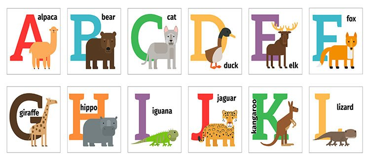 Kindergarten worksheets to build academic skills – Alphabet Kindergarten Worksheets