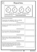 Worksheets Elapsed Time Word Problems Worksheets 4th grade word problems parenting skill solving elapsed time
