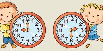 1st grade worksheets on telling time | Parenting