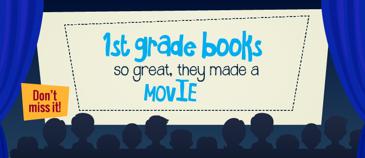 1st Grade Books So Great They Made A Movie Greatschools