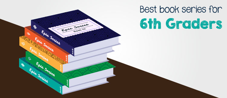 Best book series for 6th graders — ever | GreatSchools