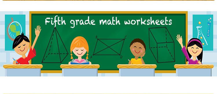 Our favorite 5th grade math worksheets | Parenting
