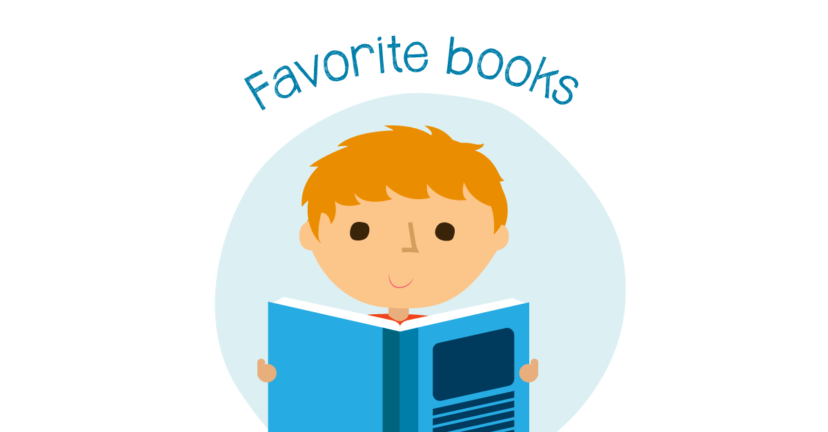 Favorite kindergarten books