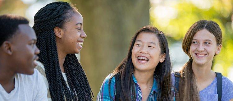 Social work articles on teens