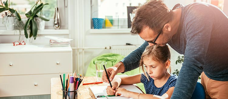 How to help my child with their homework   Writing a discursive
