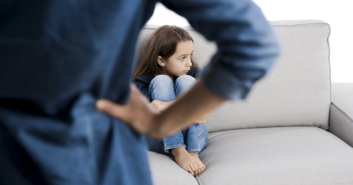 Punishment Patterns Many Young People >> Busted Does Punishment Teach Kids To Lie Parenting