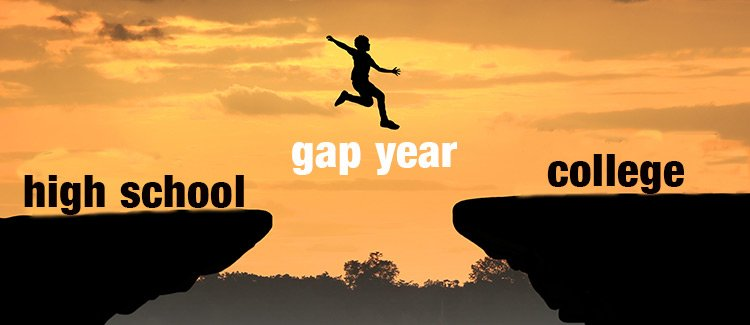 taking a gap year after high Taking a gap year between high school and college can be tremendously beneficial to one's personal growth, whether one decides on enrolling in a structured gap year program, spend time volunteering abroad or simply traveling the world.