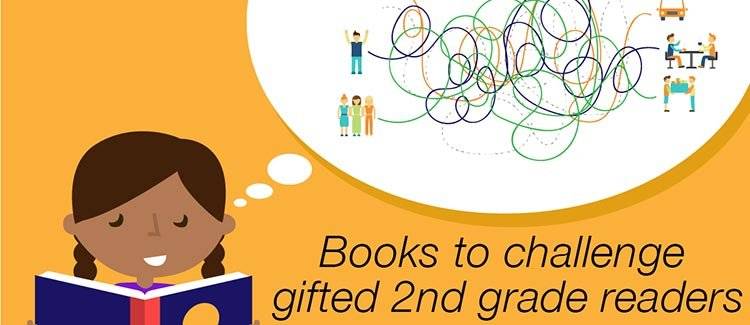 Books To Challenge Gifted 2nd Grade Readers Greatschools