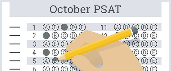 Sign up for the October PSAT