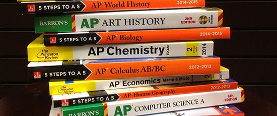 AP exams already?