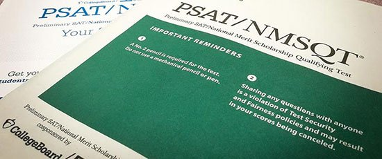 Get the PSAT on your radar