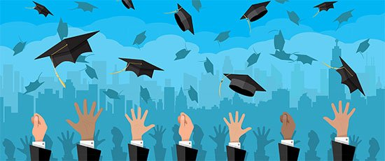 Know the difference between graduation requirements and college requirements