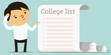 How to make a college list