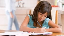 Do american kids have too much homework