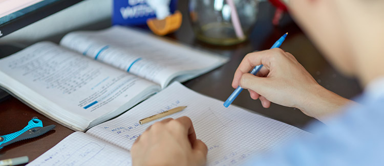 The best way to study for tests, according to science