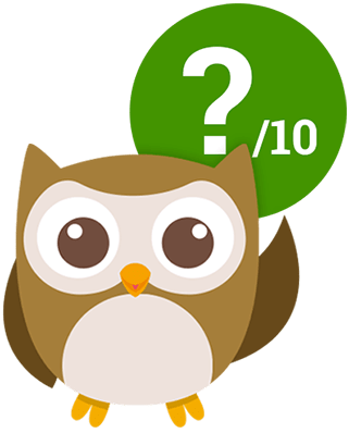 owlie with rating