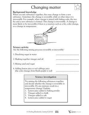 changes in matter worksheets free worksheets library download and print worksheets free on. Black Bedroom Furniture Sets. Home Design Ideas