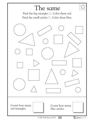 math worksheet : preschool math activities worksheets : Math Worksheets For Pre K