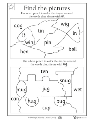 Ending Sound Worksheets For Kindergarten - cvc worksheets have fun ...